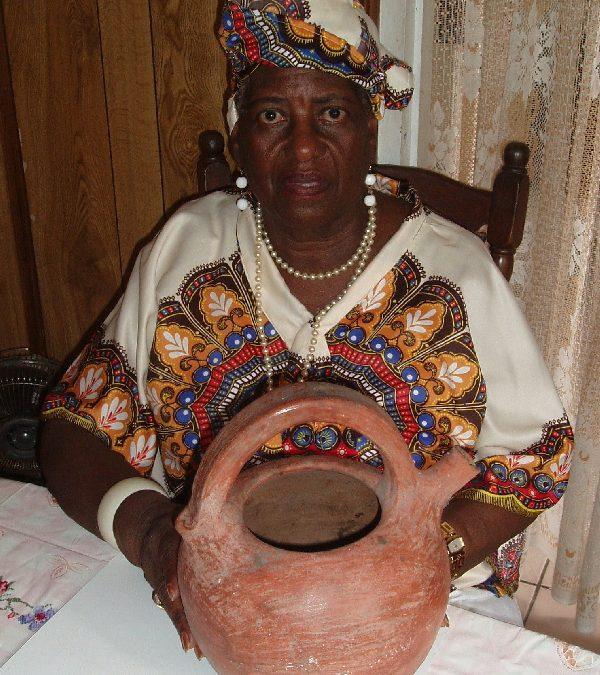 'Monkey-Jar' of waterkruik