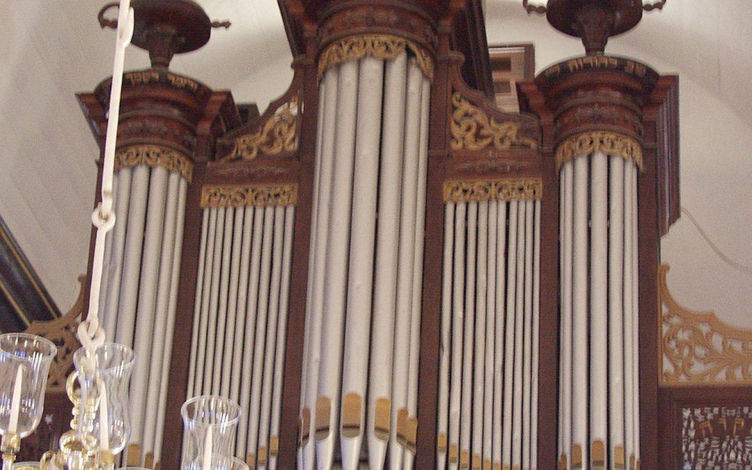 Het orgel in de snoa