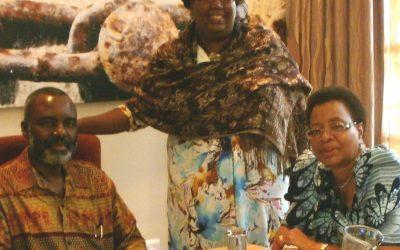 Ban topa ku :  Su Girigori, biahe Suráfrika