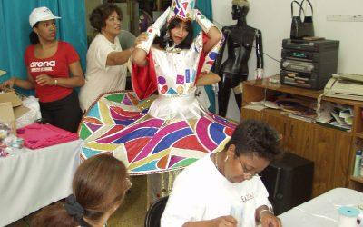 Karnaval  i t trahe di Karnaval