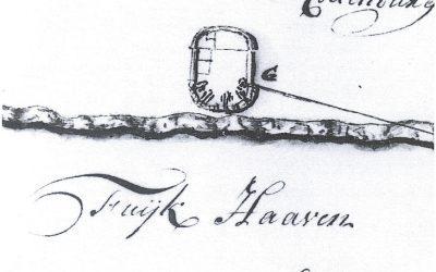 A deskubrí Fort Collenburg na Newport, Fuikbaai di nobo