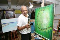 Dunando koló balor: Pintor Ced Ride