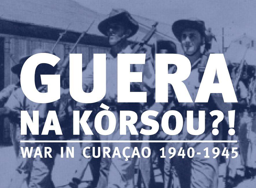 Guera na Kòrsou ku historia di Segundo Guera Mundial na Kòrsou